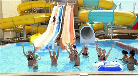 King Tut Aqua Park Resort