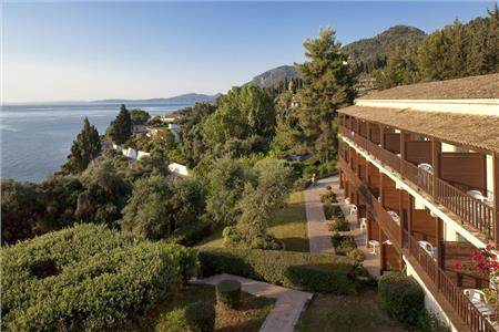Aeolos Beach Resort Corfu