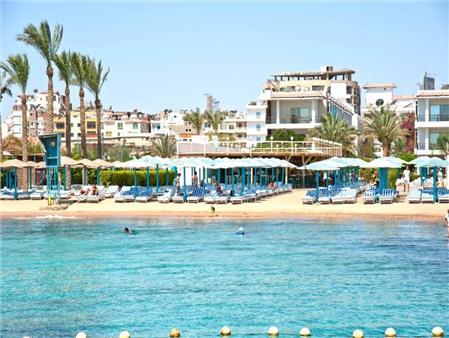 Minamark Beach Resort Hurghada