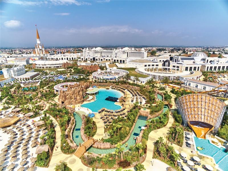 Rixos World The Land of Legends