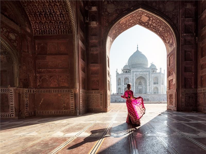 India és Nepál gyöngyszemei