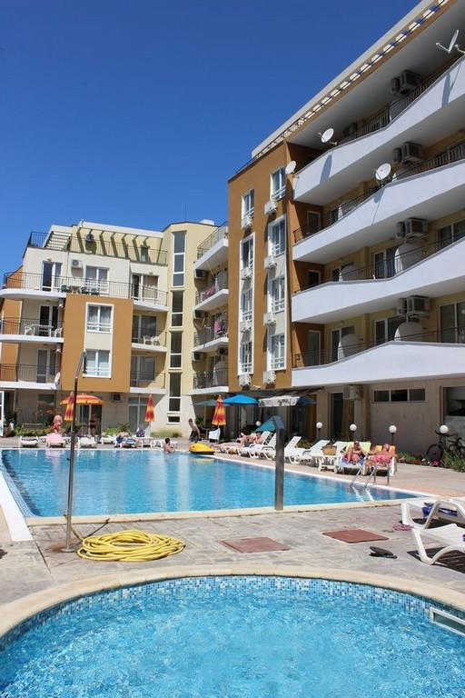 Blue Marine Aparthotel