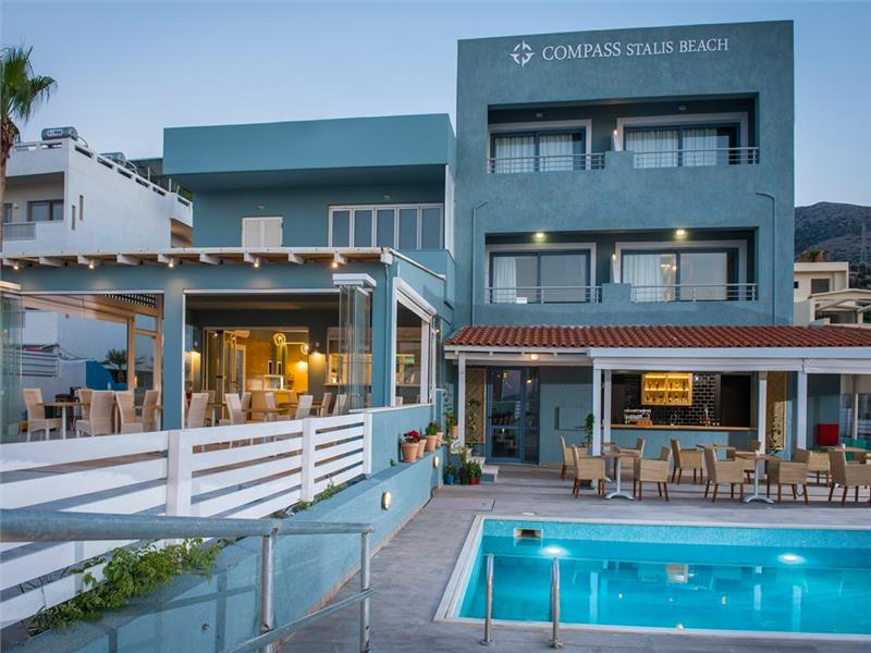 Compass Stalis Beach Hotel (ex.Vitamin Sea & Sun)