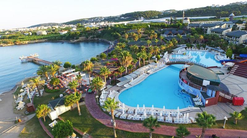 Öz Hotels Incekum Beach Resort