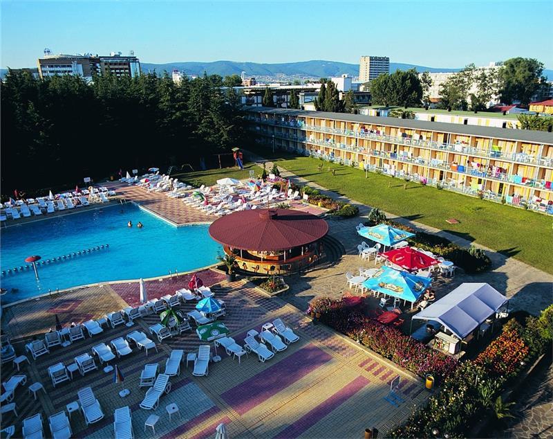Park Continental Hotel Sunny Beach