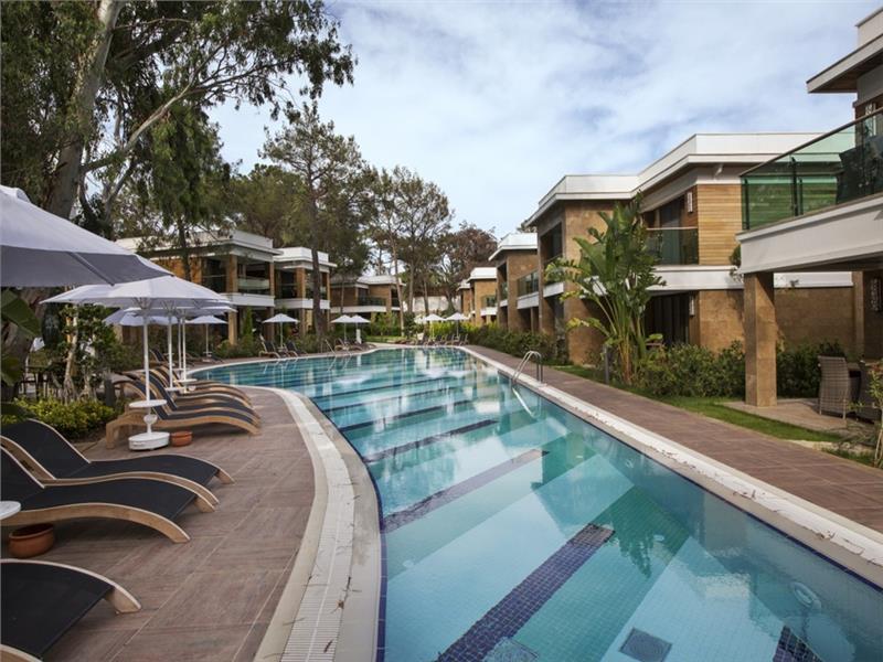 Nirvana Lagoon Villas Suites & Spa.